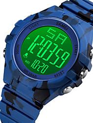cheap -SKMEI Kids Digital Watch Digital Digital Stylish Calendar / date / day Chronograph Alarm Clock