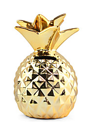 cheap -Piggy Bank / Money Bank Golden Pineapple 1 pcs Gift Home Decor Plastic For Kid's Adults' Boys and Girls