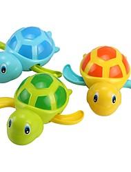 cheap -1 pcs Cute Cartoon Animal Tortoise Classic Baby Water Toy Infant Swim Turtle Wound-up Chain Clockwork Kids Beach Bath Toys