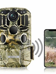 cheap -WiFi Trail Camera 20MP 1296P Game Camera Motion Activated Night Infrared Vision Waterproof Outdoor Scouting Wildlife Hunting Camera