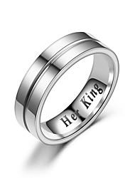 cheap -fashion diamond ring i love you couple ring