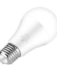 cheap -4pcs 2pcs 1pc 10 W LED Globe Bulbs 1050 lm E27 A60(A19) 20 LED Beads SMD APP Control Smart Timing RGB+Cold&Warm White 85-265 V