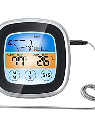 cheap -TS-TP20 Portable / Smart BBQ Thermometer 20-25 Temperature Controller, Measuring temperature and humidity, Adjustable Temperature