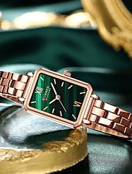 cheap -CURREN Women's Steel Band Watches Analog Quartz Stylish Minimalist Water Resistant / Waterproof Creative / Japanese
