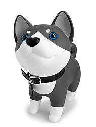 cheap -Piggy Bank / Money Bank Cute Husky Dog 1 pcs Gift Home Decor Plastic For Kid's Adults' Boys and Girls