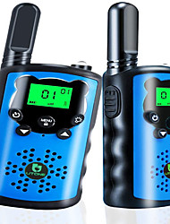 cheap -Walkie Talkies for Kids, Toys for 5-12 Year Old Boys and Girls 22 Channels 2 Way Radio Teen Boy Best Gifts for Birthday,Outside Adventures and Camping Blue