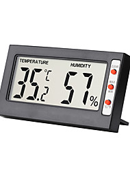 cheap -TS-H10139 Mini / Portable Hygrometers Measuring temperature and humidity, LCD backlight display
