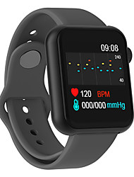 cheap -WAZA V6 Smartwatch for Android/ IOS/ Samsung Phones, Sports Tracker Support Play Music