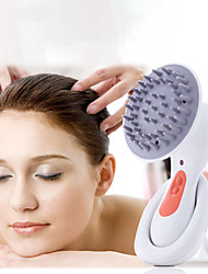 cheap -New Multifunctional Electric Waterproof Head Massager Massage Comb