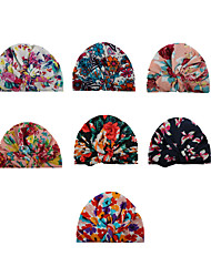 cheap -2017 new european and american printing baby products, rabbit ears, knotted head hat, indian hat, children's hat