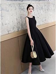 cheap -black slim banquet evening dress skirt female backless temperament little black dress birthday party hepburn little dress dress