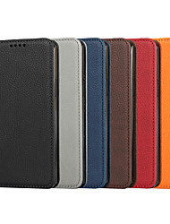 cheap -Soild Color Case With Card Holder For Apple iPhone 12 Pro Max 11 SE2020 Shockproof Protective Case Leather Cover for iPhone 12Mini iPhone 11 Pro XR XS Max 8 7 Plus