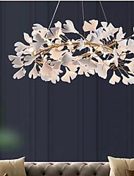 cheap -LED Pendant Light 60 cm Lantern Desgin Chandelier Copper Brass LED 220-240V