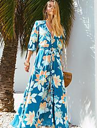 cheap -2019 spring and summer women's new bohemian fashion dress beach skirt wholesale cy-180