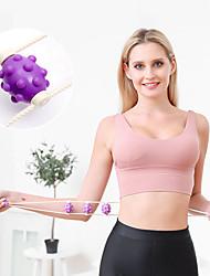 cheap -Waist Shoulder And Back Multi-effect Roller Massager Back Hand Massage Equipment Portable Back Pull Roller Muscle Massager