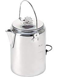 cheap -camping outdoor aluminum percolator coffee pot new