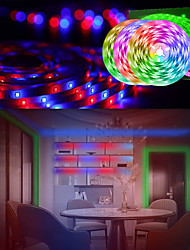 cheap -LED Strip Lights (3x5m)15m 2835 RGB Light Strip Color Changing Rope Lights Flexible Tape Light Kit with 44 Keys Remote Controller