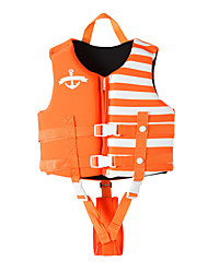 cheap -Life Jacket Floating Softness Protection Nylon Neoprene Swimming Water Sports Rafting Life Jacket for Kids