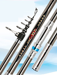 cheap -Fishing Rod Telescopic Rod 300/360/390/420/450/540 cm Carbon Fiber Portable Lightweight Sea Fishing Lure Fishing Freshwater and Saltwater