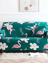 cheap -Sofa Cover Stretch Slipcovers Cartoon Firebird Print Dustproof  Super Soft Fabric Couch Cover Fit for 1to  4 Cushion Couch and L Shape Sofa (You will Get 1 Throw Pillow Case as free Gift)