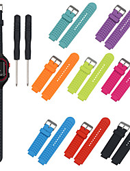 cheap -Smart Watch Band for Garmin 1 pcs Sport Band Silicone Replacement  Wrist Strap for Garmin Forerunner 25 (only for  Large size Forerunner 25 watch) man