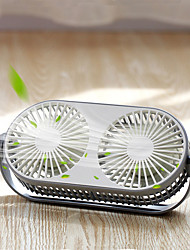 cheap -360 degree adjustable usb mini fan air circulator aromatherapy car fan with 3 energy-efficient speeds for home office car