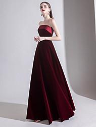 economico -brindisi abito da sposa sposa 2021 vestito da sera da sera temperamento banchetto rosso vino di nuova estate