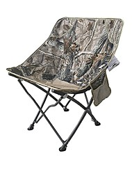 cheap -Camping Chair with Side Pocket Portable Ultra Light (UL) Multifunctional Foldable Aluminum Alloy for 1 person Fishing Beach Camping Traveling Autumn / Fall Winter Camouflage Blue Grey Dark Blue