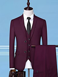 cheap -obcy export foreign trade manufacturers supply men's two-button suit, trousers, vest, three-piece business casual dress