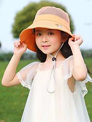 cheap -1pcs Kids / Toddler Unisex Active Birthday / Casual / Daily Wear Cartoon / Animal Stylish Cotton Hats & Caps Black / Blue / Yellow S