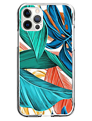 cheap -Nature & Landscapes Case For Apple iPhone 12 iPhone 11 iPhone 12 Pro Max Unique Design Protective Case Pattern Back Cover TPU