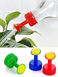 cheap -5pcs Bottle Cap Sprinkler PVC Plastic Watering Caliber Little Nozzle Sprinkler Head Watering Vegetables Mist Nozzle