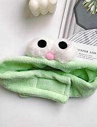 cheap -face wash headband eye mask dual-use ins net red big eyes sesame street velcro headband korean mask hair bundle