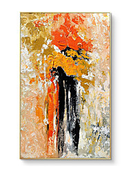 cheap -100% Hand painted By Professional Artist Wall Art Hand Painted Modern Abstract Oil Painting On Canvas For Living Room Home Decor No Frame Abstract Texture