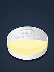 cheap -White Noise Sleep Apnea Aids Sleeper Portable White Noise Machine Breathing Night Light