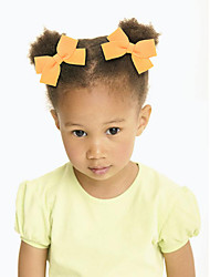 cheap -factory direct wholesale non-woven fabric hot style exquisite fashion bow hairpin children's ever-changing trend hairpin clip