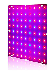 cheap -Grow Lamp LED Panel Light Plant Flower Cultivation Lamp EU Plug Indoor Phyto Seed 85-265V Grow Tent Box Seedling Fito Lamp 1 PC