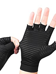 cheap -Copper Arthritis Gloves for Women and Men High Copper Content Compression Gloves for Pain Relief of Swelling Hand Pain Tendinitis and Arthritis Black