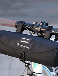 cheap -Bike Frame Bag Top Tube Bike Handlebar Bag Bike Saddle Bag Waterproof Portable Quick Dry Bike Bag Polyester Bicycle Bag Cycle Bag Cycling Outdoor Exercise
