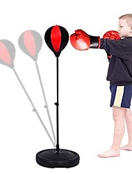 cheap -Training Boxing Set for Kids Punching Bag Includes Kids Boxing Gloves and Punching Bag Standing Base with Adjustable Stand and Hand Pump Gift for Boys and Girls Ages 3-14 Years Old