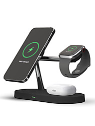 cheap -15 W Output Power USB C Wireless Charger Wireless Charger Fast Charge For iPhone 13 Apple Watch