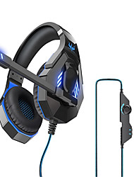 cheap -OVLENG Q10 Gaming Headset USB 3.5mm Audio Jack PS4 PS5 XBOX Ergonomic Design Retractable Stereo for Apple Samsung Huawei Xiaomi MI  PC Computer Gaming