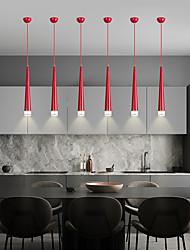 cheap -LED Pendant Light 50 cm Single Design Pendant Light Aluminum LED Nordic Style 110-240 V