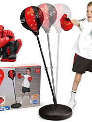 cheap -Punching Bag with Boxing Gloves Boxing Bag for Kids Boxing Toy with Adjustable Stand for Boys and Girls 3-8 Years Old