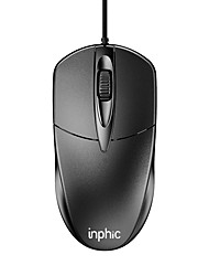 cheap -Wired office mouse for Apple Huawei mouse mute mouse business office home wired mouse for PC laptop