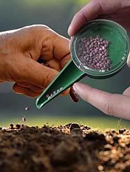 cheap -Garden Plant Seed Dispenser Planter Seed Dial Adjustable Size Disseminator Planter Seeder Gardening Tools Free-Maintenance
