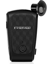 cheap -Fineblue FQ-10 PRO Collar Clip Bluetooth Headset Bluetooth5.0 Ergonomic Design Dual Drivers with Volume Control for Apple Samsung Huawei Xiaomi MI  Mobile Phone