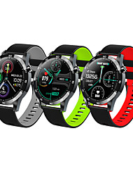 cheap -F22L Smartwatch Fitness Running Watch IP 67 Waterproof Touch Screen Heart Rate Monitor Timer Stopwatch Pedometer 38mm Watch Case for Android iOS Men Women / Blood Pressure Measurement / Sports