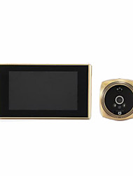 cheap -asy-245 Wireless 4.3 inch Doorbell Security Video-eye Security  System