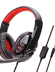 cheap -SOYTO SY733MV Gaming Headset 3.5mm Audio Jack Ergonomic Design InLine Control for Apple Samsung Huawei Xiaomi MI  PlayStation Xbox